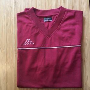Kappa Athletic Short Sleeve Shirt Size XL